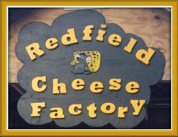 Redfield Cheese Factory